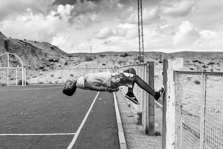 """Zied Ben Romdhane, """"West of Life"""", 2014-2016 (Tunisie)  (Zied Ben Romdhane)"""