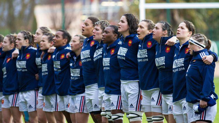 Équipe de France de rugby féminin (WIKIMEDIA COMMONS)