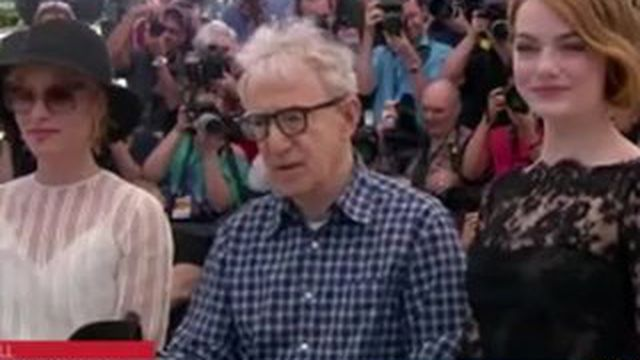 Cannes découvre les films de Yorgos Lanthimos et Woody Allen