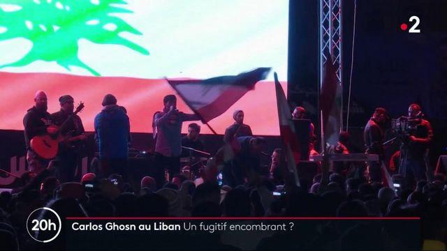 Carlos Ghosn au Liban : un fugitif encombrant ?