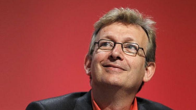Pierre Laurent, nouveau secrétaire national du Parti communiste français. (AFP - François Guillot)
