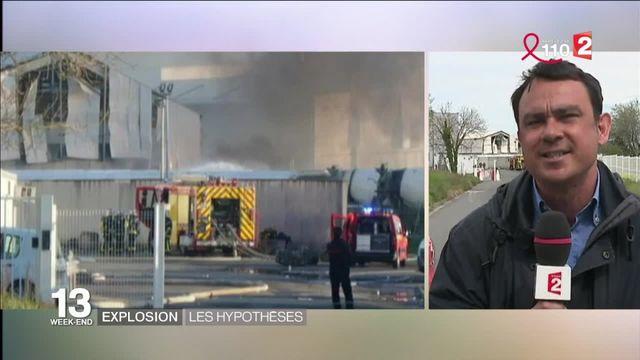 """Explosions en Gironde : """"Aucune hypothèse n'est privilégiée pour l'heure"""""""