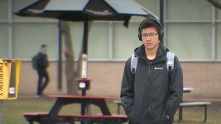 50 000 Chinois étudient aux États-Uniset le pays soupçonne certains d'entre eux de travailler en tant qu'espions pour leur pays d'origine. (France 2)