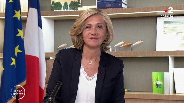 """Île-de-France : """"La liberté de transport ne pourra pas être totale dès le 11 mai"""", indique Valérie Pécresse"""