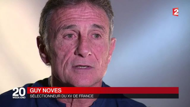 Rugby : Guy Novès, un nouveau chef de caractère pour le XV de France