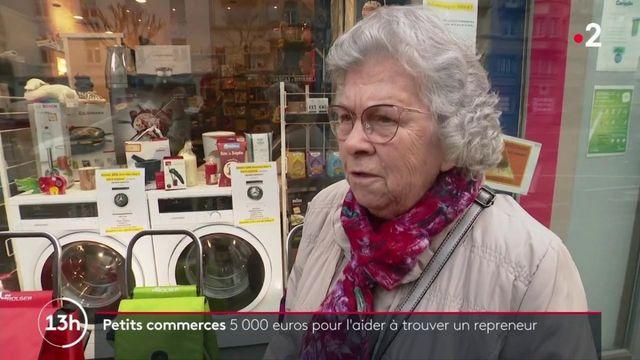 Petits commerces : un droguiste propose 5 000 euros pour l'aider à trouver un repreneur