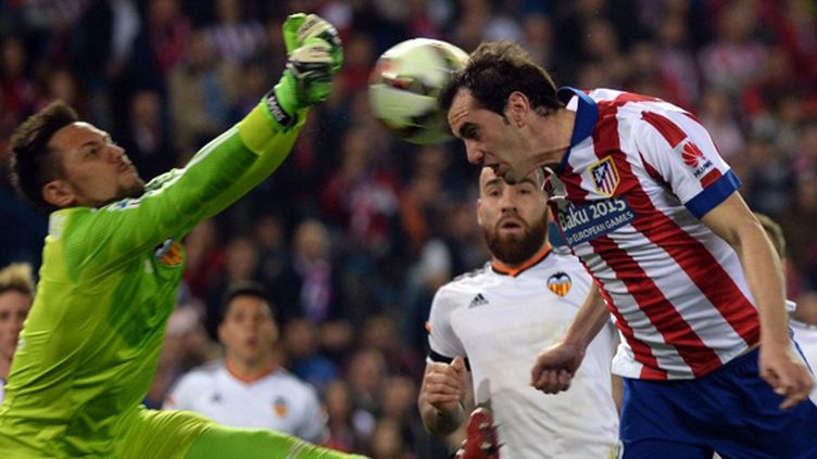 L'Atletico Madrid et Valence dos à dos (EVRIM AYDIN / ANADOLU AGENCY)