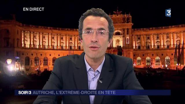 Autriche : le parti d'extrême droite en tête au premier tour de l'élection présidentielle