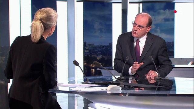 Jean Castex veut des sanctions renforcées contre les refus d'obtempérer