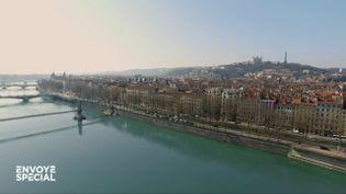 """""""Envoyé spécial"""" envisage les conséquences d'une rupture du barrage de Vouglans : Lyon sous 6 mètres d'eau et un nouveau Fukushima dans la vallée du Rhône (ENVOYÉ SPÉCIAL  / FRANCE 2)"""
