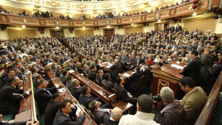 Le Parlement égyptien, décembre 2010. (AFP)