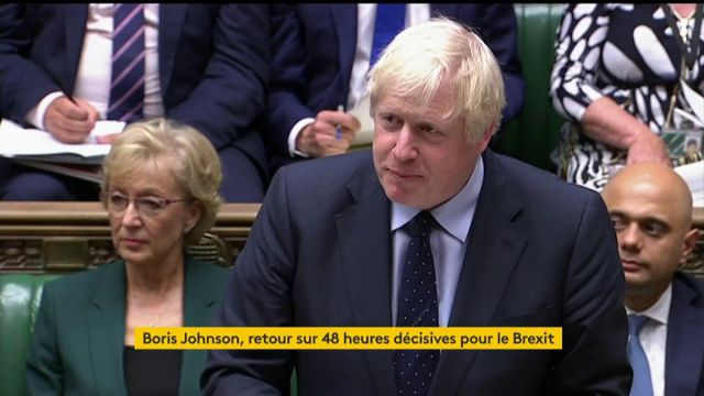 Brexit : 48 heures qui ont tout changé pour Boris Johnson