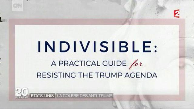 États unis : la colère anti-Trump