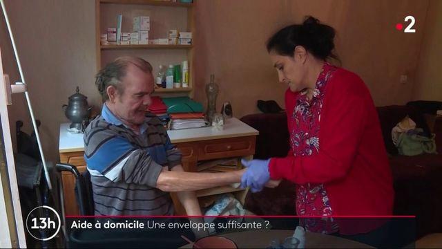 Aide à domicile : une enveloppe de 50 millions d'euros pour rendre le métier plus attractif