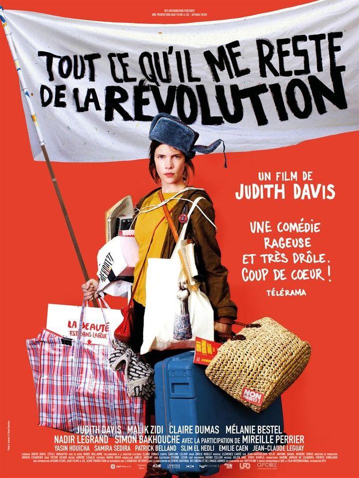 """""""Tout ce qu'il me reste de la révolution"""" : Laffiche  ( UFO Distribution )"""