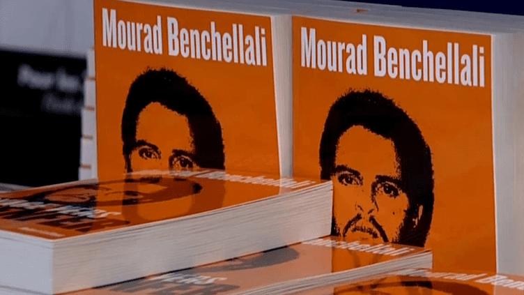 Dans son livre paru en 2006, Mourad Benchellali raconte son parcours de l'Afghanistan à Guantanamo.  (France 3)