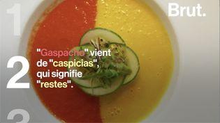VIDEO. Trois choses à savoir sur le gaspacho (BRUT)