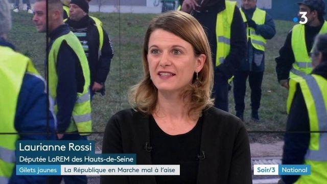 """Prix des carburants : Rossi (LREM) veut l'annonce """"rapide de mesures"""", mais est opposée à un """"moratoire"""""""
