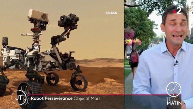 Espace : le rover Persévérance s'envole pour Mars ce jeudi