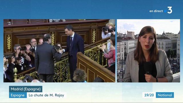 Espagne : la chute de Mariano Rajoy