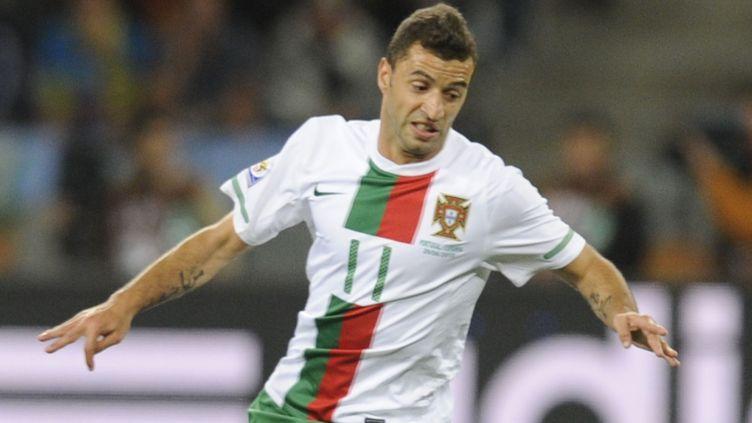 Simao, l'ancien international portugais (LIU JIN / AFP)