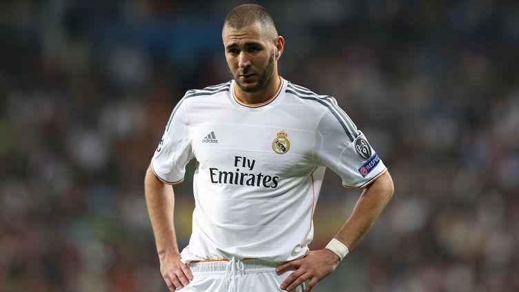 Karim Benzema sous le maillot du Real  (MANUEL BLONDEAU / AOP PRESS)