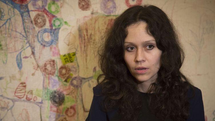 Ludmila Shavtchuk (DMITRI LOVETSKY/AP)