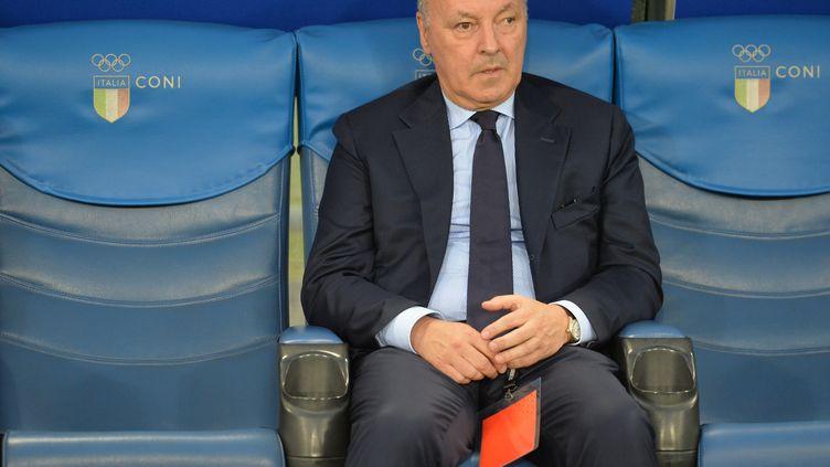 Giuseppe Marotta, administrateur délégué de la Juventus.  (SILVIA LORE / NURPHOTO)
