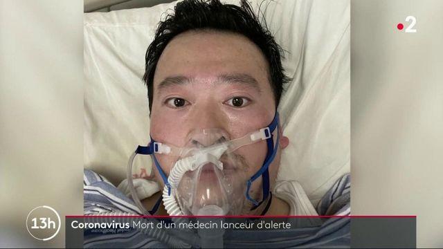 Coronavirus 2019-nCoV : colère et tristesse en Chine après la mort du premier médecin à avoir alerté sur le virus