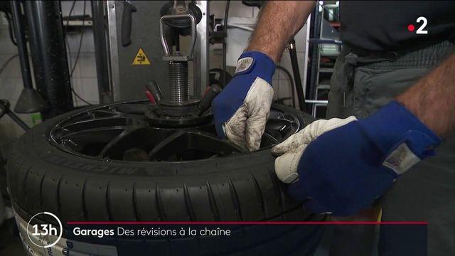 Garages : une activité en forte hausse