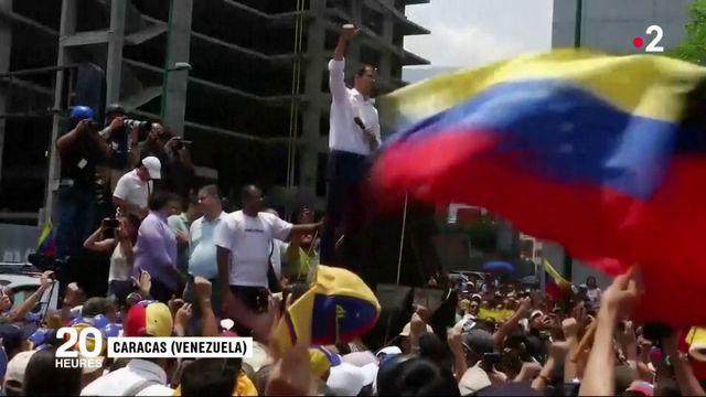 Venezuela : un jour test pour l'opposition