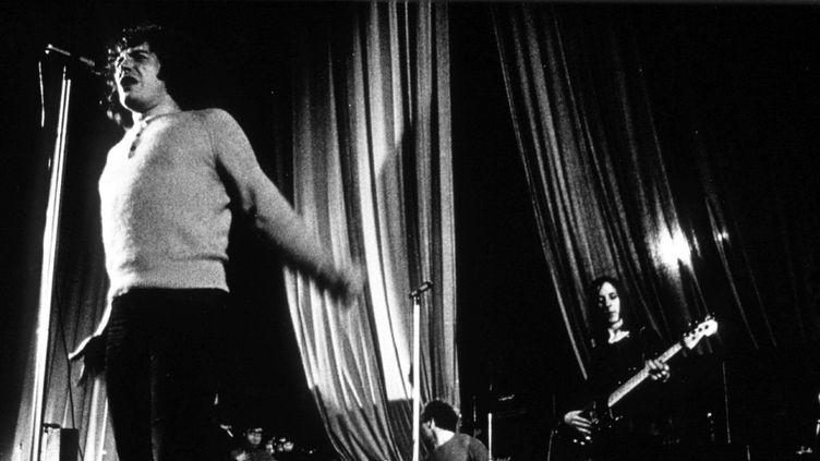 Joe Cocker sur scène  (Ray Stevenson /Rex/Sipa)