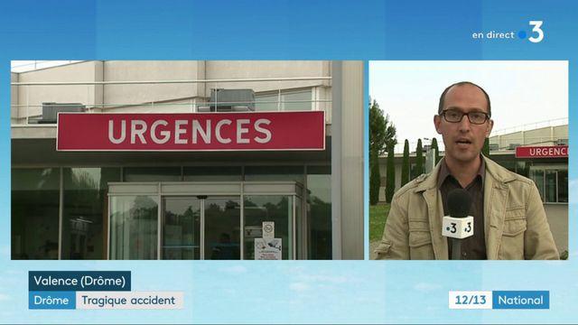 Drôme : le bilan de l'accident de bus sur l'A7