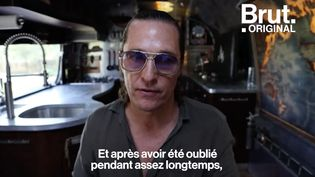 VIDEO. Matthew McConaughey raconte son retour à l'anonymat (BRUT)