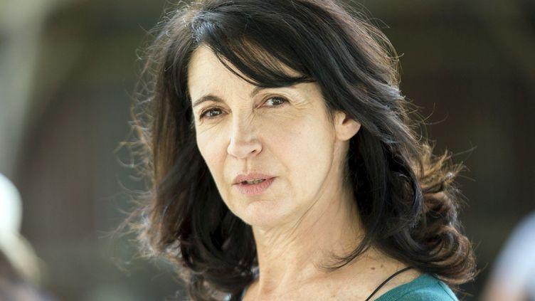 L'actrice et metteuse en scène Zabou Breitman sera la maîtresse de cérémonie des Molières 2018.  (Renaud Joubert / La Charente Libre / MaxPPP)