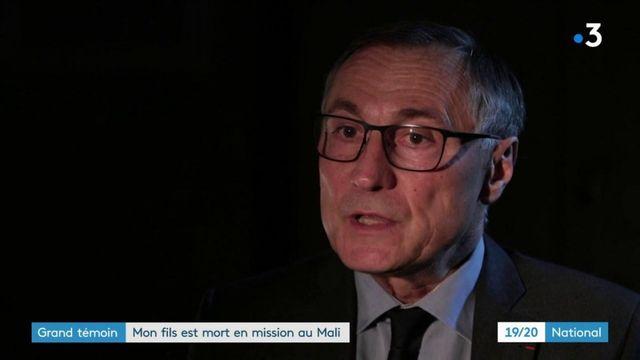 """Grand témoin : """"Mon fils est mort au Mali"""""""
