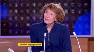 Susan George (FRANCEINFO)
