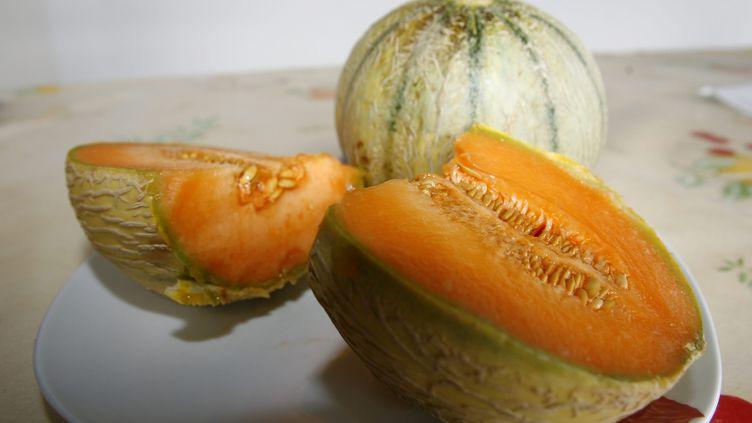 Le melon charentais est élevé en Espagne (MAXPPP)