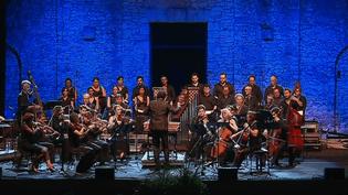 """Haendel, """"Le Messie"""" par l'Ensemble Accentus et l'Orchestre des Nouveaux Caractères  (France 3 / Culturebox / capture d'écran)"""