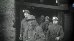 Depuis des années, 755 mineurs de charbon à Forbach (Moselle) essayent d'obtenir réparation pour avoir été exposés aux dangers de l'amiante sans en avoir été informés. (FRANCE 3)