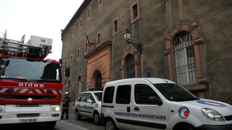 Deux trentenaires se sont évadés de la prison de Colmar dans la nuit du 29 au 30 juillet. (MAXPPP)
