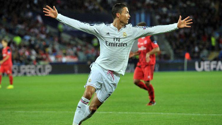 Cristiano Ronaldo Real Madrid (GLYN KIRK / AFP)