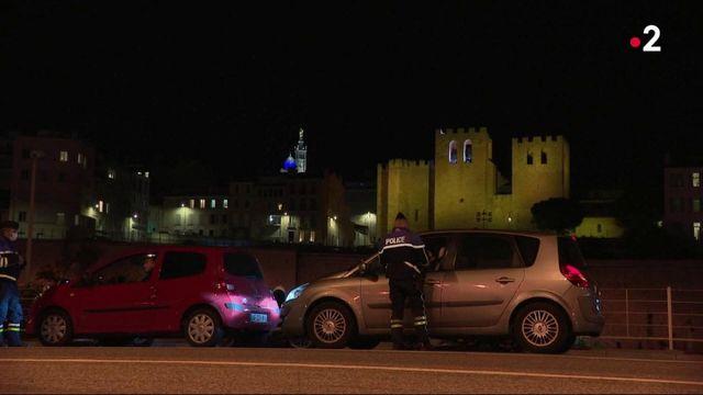 Couvre-feu : gendarmes et policiers multiplient les contrôles