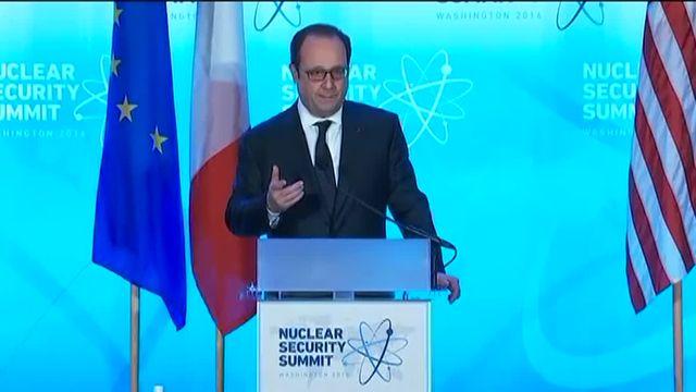 """Allégations """"d'abus sexuels"""" par des soldats français : """"C'est l'honneur de la France qui serait engagé"""" déclare Hollande"""