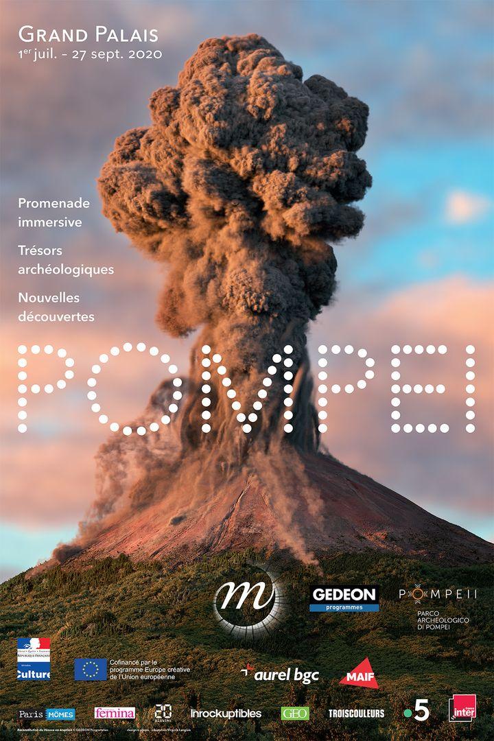 L'exposition Pompéi au Grand Palais ouvre ses portes du 1 juillet au 27 septembre 2020. (Rmn-Grand Palais)