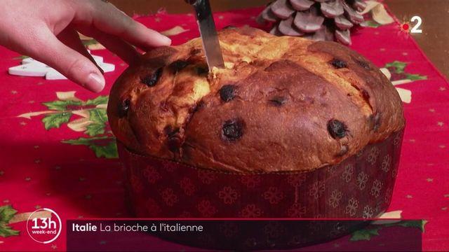 Noël : le panettone, le dessert favori des Italiens