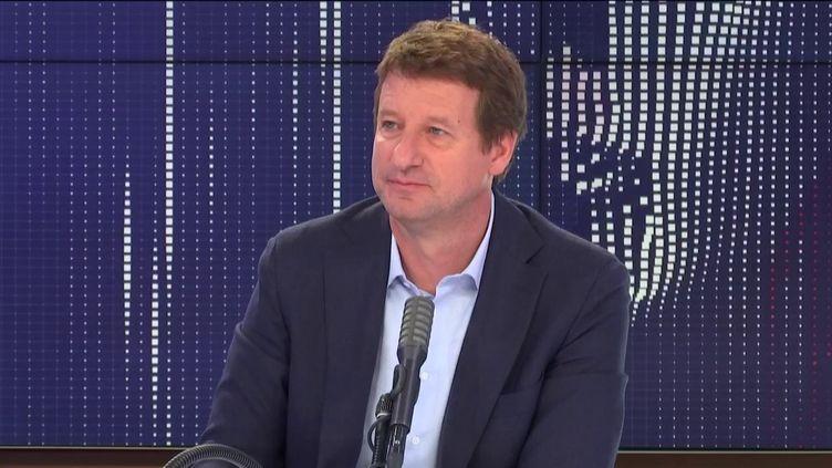 Yannick Jadot,eurodéputé EELV. (FRANCEINFO / RADIO FRANCE)
