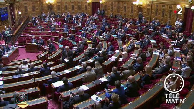 SNCF : le Sénat a voté le projet de réforme ferroviaire