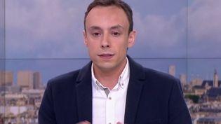 Le journaliste Anthony Jolly décrypte le phénomène écotourisme en France. (FRANCE 2)