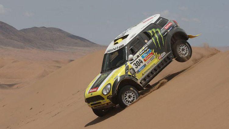 Nani Roma, sacré en auto sur le Dakar dix ans après sa victoire en moto